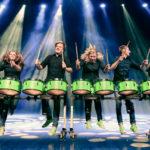 Greenbeats trommeln auf Kulturwiesen 2021