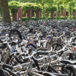 Münsteraner setzen auch bei schlechtem Wetter auf das Fahrrad