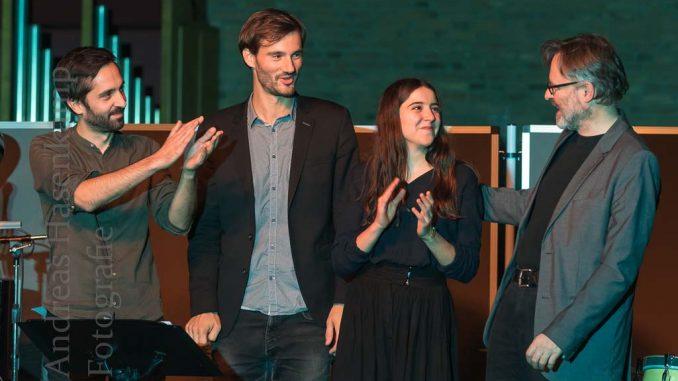 Quartett Feria mit Pop-Arrangements bei KulturVorOrt Wolbeck 2