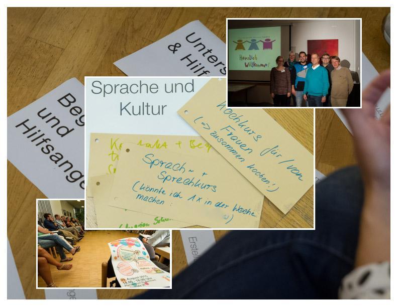Fotos von Treffen des Arbeitskreises Flüchtling in Südost aus Münster.