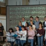 Projektchor des St. Rochus-Hospitals Telgte beim Katholikentag in Münster 4