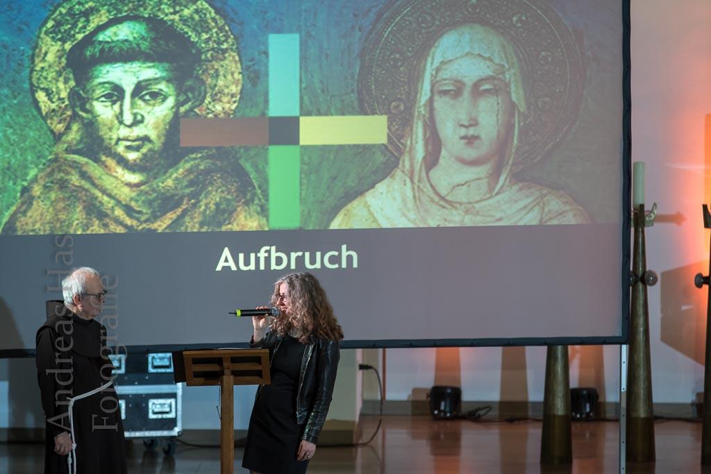 Projektchor des St. Rochus-Hospitals Telgte beim Katholikentag in Münster 10