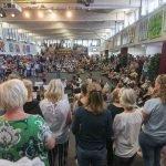 Jubiläums-Schulfest an der Friedensschule Münster lockt viele 28