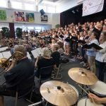 Jubiläums-Schulfest an der Friedensschule Münster lockt viele 18