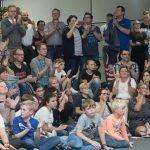 Jubiläums-Schulfest an der Friedensschule Münster lockt viele 8