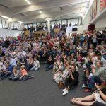 Jubiläums-Schulfest an der Friedensschule Münster lockt viele 2