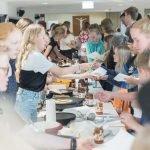 Jubiläums-Schulfest an der Friedensschule Münster lockt viele 50