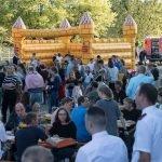 Jubiläums-Schulfest an der Friedensschule Münster lockt viele 42