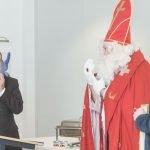 Roter Mann platzt in CDU-MdB-Ansprache in Gremmendorf 2