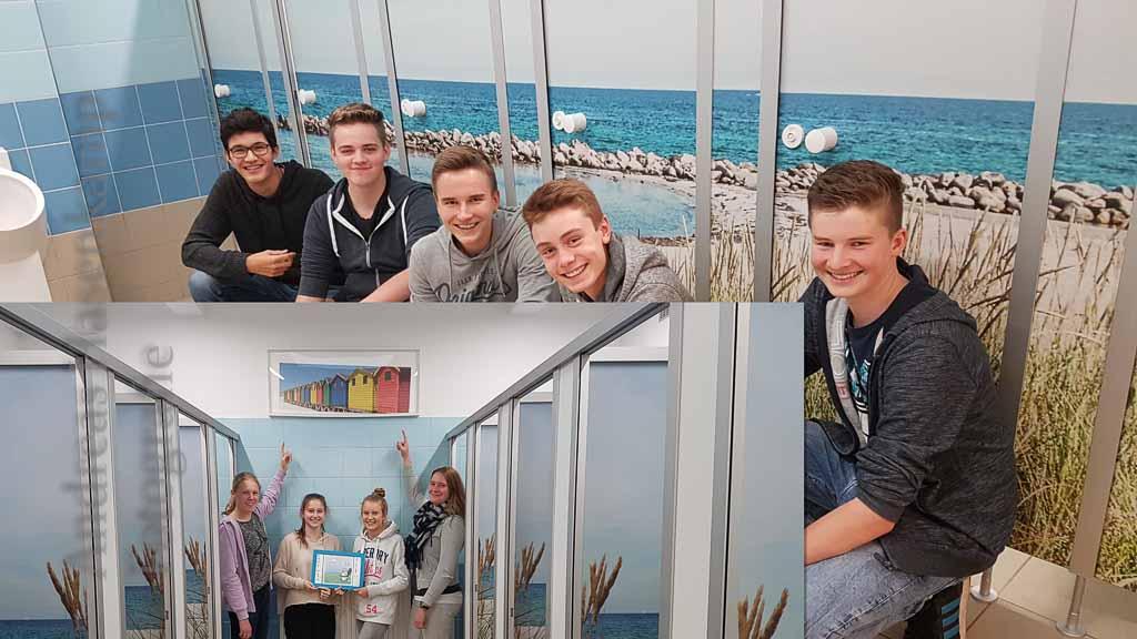 Realschule Wolbeck im Rennen um Deutschen Engagement-Preis 10