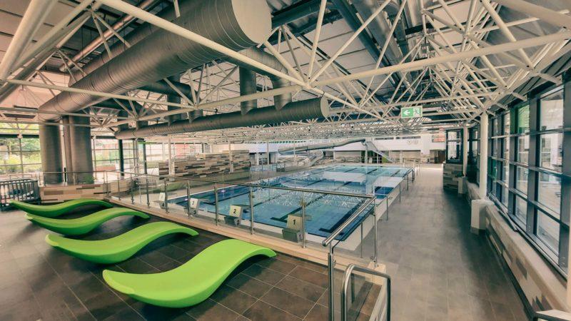 Das Hallenbad Kinderhaus ist bereit für die Badegäste. Es öffnet am Sonntag um 9 Uhr. Foto: Stadt Münster