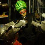 Halloween-Party in der Stadthalle Hiltrup 2016