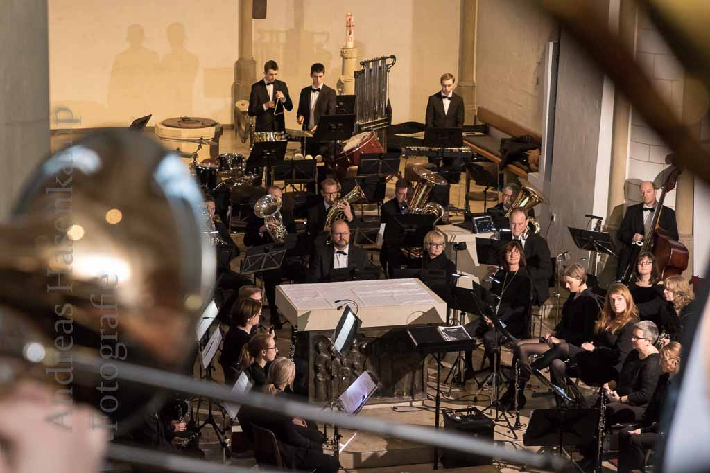 Blasorchester Havixbeck experimentiert wieder erfolgreich mit Solistin 5