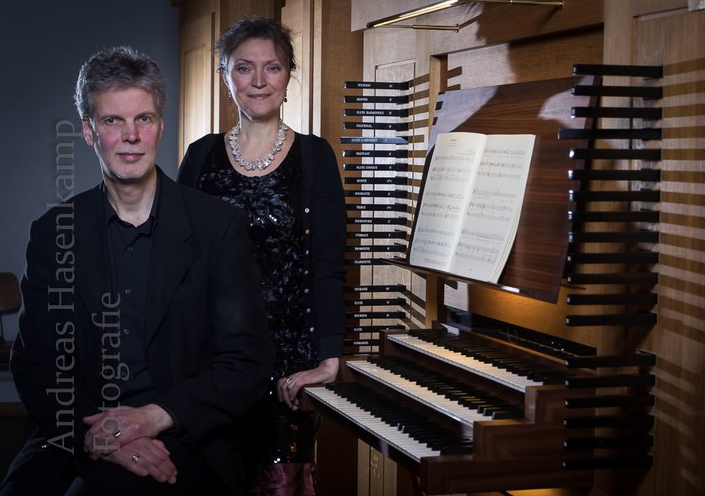 Hiltruper Orgelfestwochen 2018: Orgel-Mezzo zum Auftakt 2