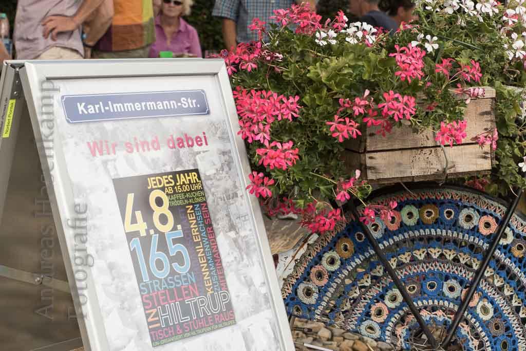 Straßenfeste formen Nachbarn Initiative Nachbarschaft48165 ging in Hiltrup in die zweite Runde: Zwei Besuche
