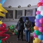 Colourful in St. Clemens: Nicht nur die Farbe beschert Freude