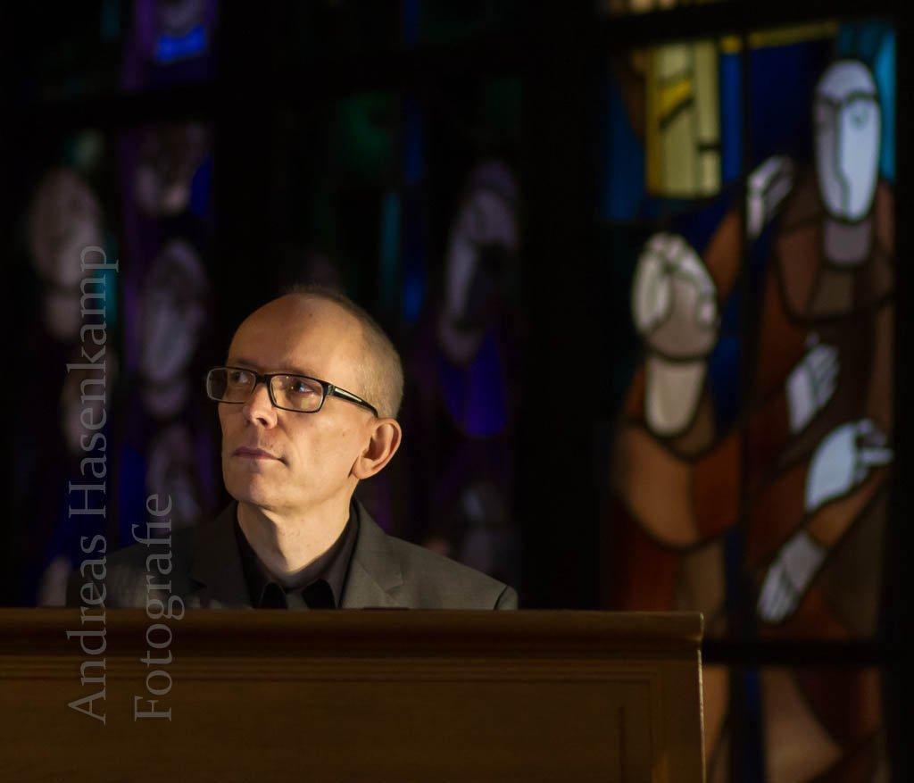 Orgel-Duett in Str. Marien
