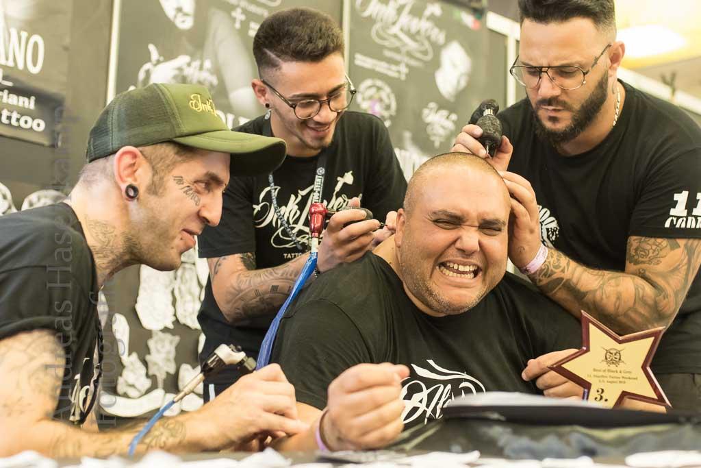Starfire Tattoo Weekend wieder international besetzt