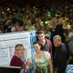 16. Oktoberfest der Bürgerschützen Hiltrup mit Bayrischem Dreikampf