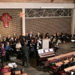 Ökumenisches Adventskonzert trotzt dem Schnee in Hiltrup