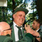 Endlich König: Dirk Rohde schafft den Schuss