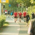 8. Hiltruper Halbmarathon mit 336 Einzelläufern 24