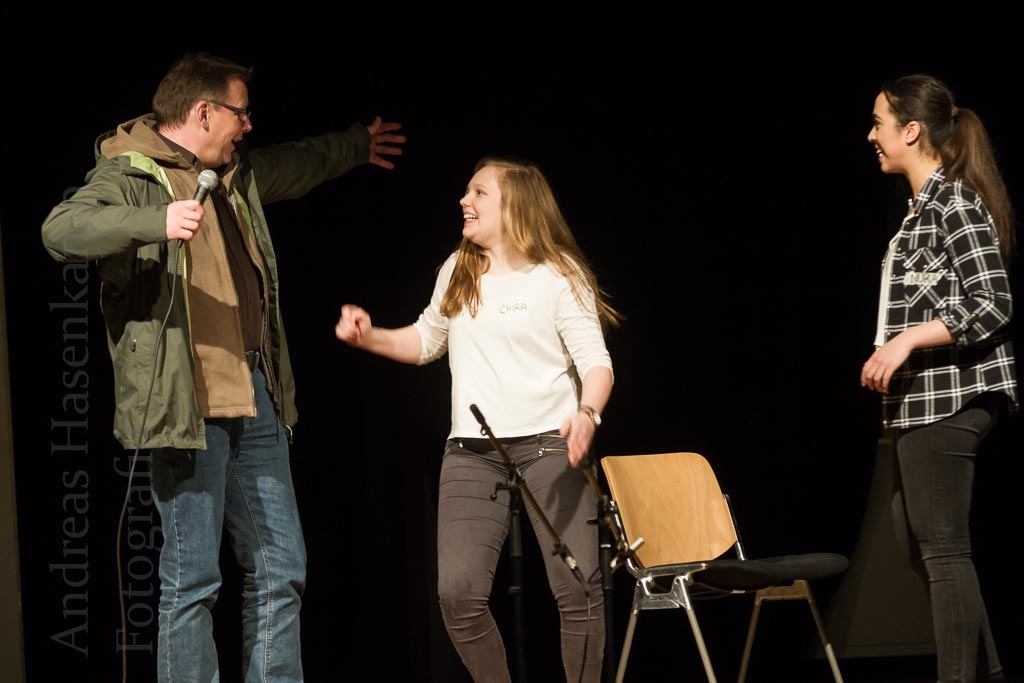 Theater-Impro am Kant-Gymnasium Hiltrup 1