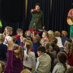 Karibuni: Mitmachkonzert mit sechs Grundschulen in Münster