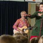 Karibuni spielt Weltmusik in Hiltruper Grundschule