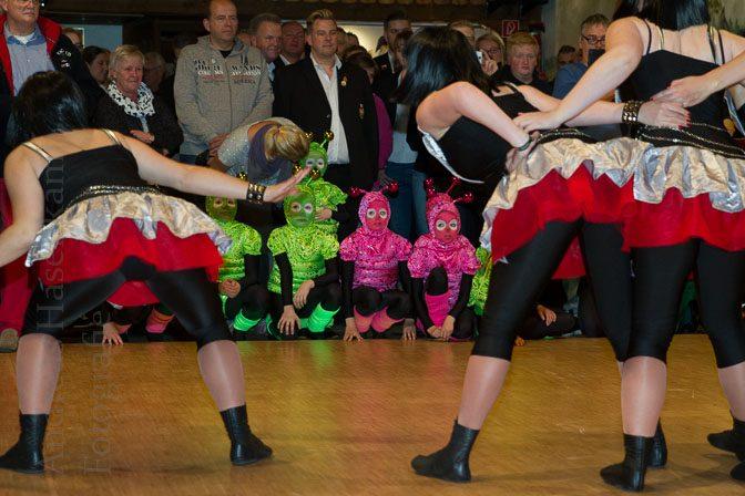 KGH zeigt Können ihrer Tanzgruppen im Paohlbürgerhof