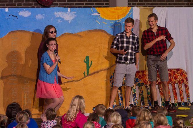 Kinderbibelwoche in Hiltrup: Geschichte mit Pep verdeutlicht 4