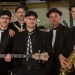 """Dorstener Big Band zu Gast im vom KvG-Ensemble """"vorgeheizten"""" Kulturbahnhof"""