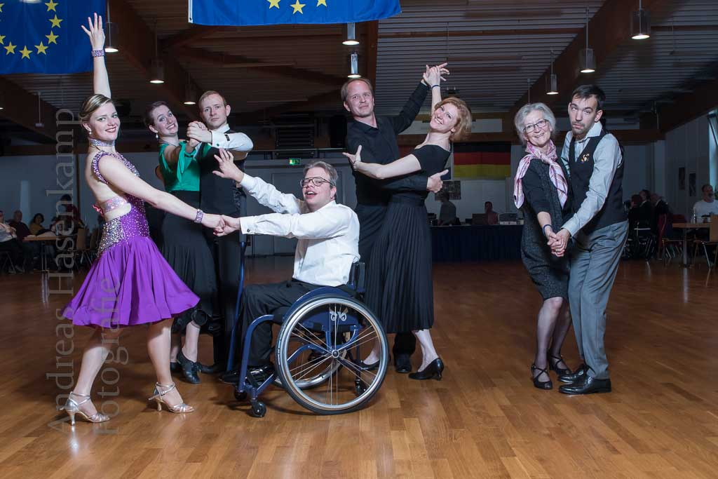 """Viele Tanz-Stile gezeigt bei """"Euregio tanz inklusiv"""""""