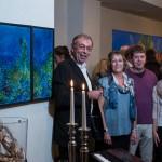"""Michael Rickert eröffnet Ausstellung """"Im Spiegel des Wassers"""""""