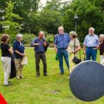 """Hiltrup: Skulpturen im Park"""" endet mit Illuminations-Finissage"""