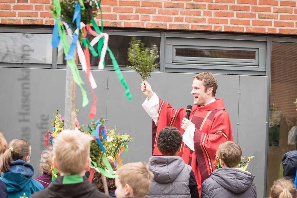 Palmsonntag 2018 in St. Clemens in Hiltrup 4