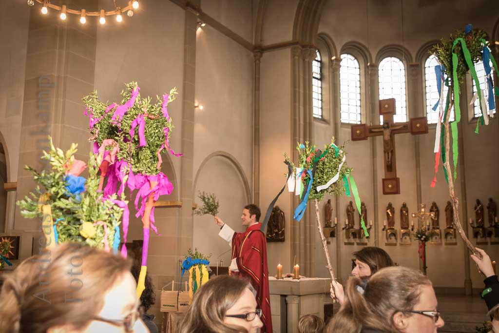 Palmsonntag 2018 in St. Clemens in Hiltrup 10