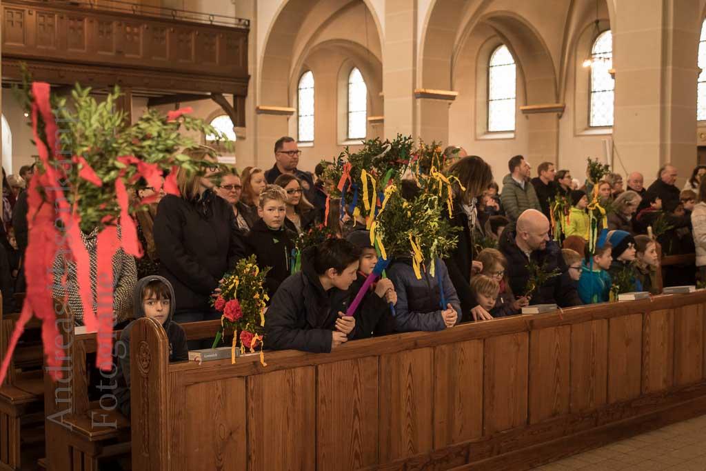 Palmsonntag 2018 in St. Clemens in Hiltrup 11