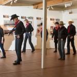 Line Dance: ZWAR-Gruppe genießt ungewöhnliche Tanzform