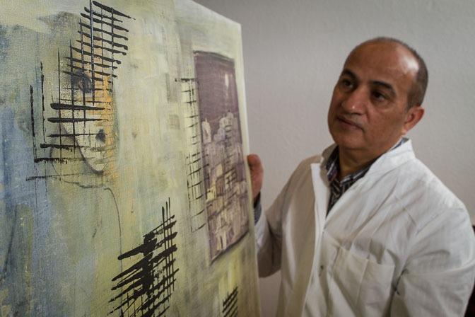 """Ausstellung """"Heimat Syrien"""" im Gallitzin-Haus"""