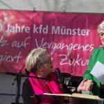 """Aktive kfd-Gruppen, aber der Nachwuchs """"kleckert"""" nur 53"""