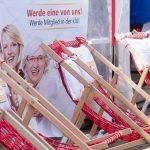 """Aktive kfd-Gruppen, aber der Nachwuchs """"kleckert"""" nur 58"""