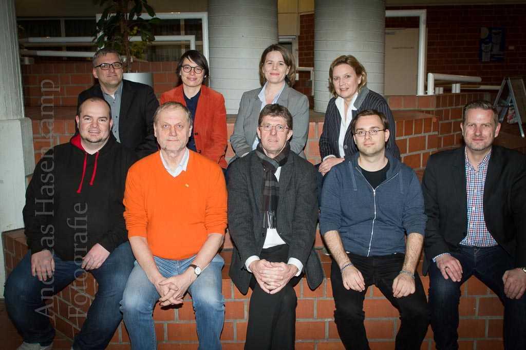 Diskussion mit Landtagskandidaten aus Münster 1