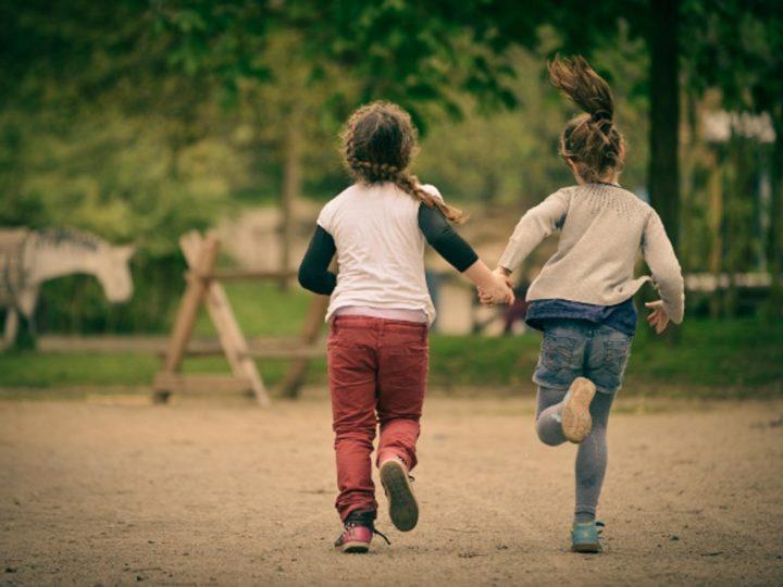 Kinder brauchen mehr Bewegung. Foto: Amt für Kommunikation, Stadt Münster.