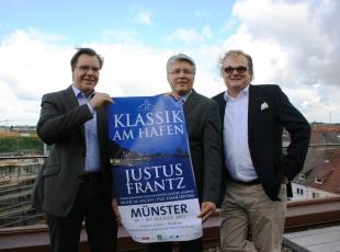 Klassik am Hafen - Dreitägiges Musik-Spektakel auf dem Hafenplatz in Münster