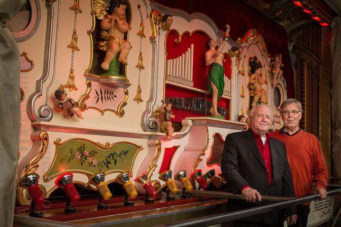 Schausteller-Leben auf dem Send in Münster: Wilfried Altrogge erzählt 1