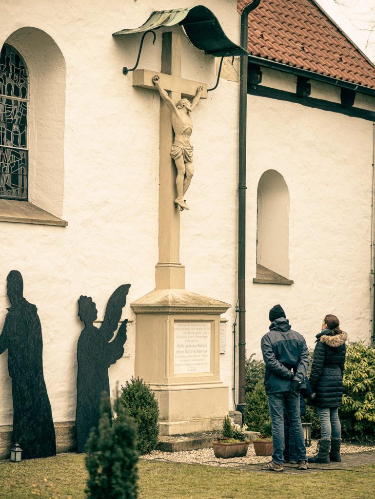 Krippe an St. Agatha Angelmodde
