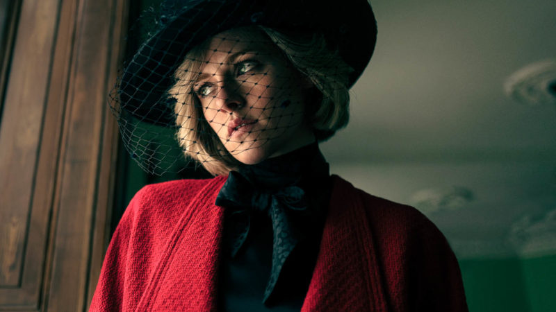 Kristen Stewart als Lady Diana - am Drehort Barock-Schloß Nordkirchen