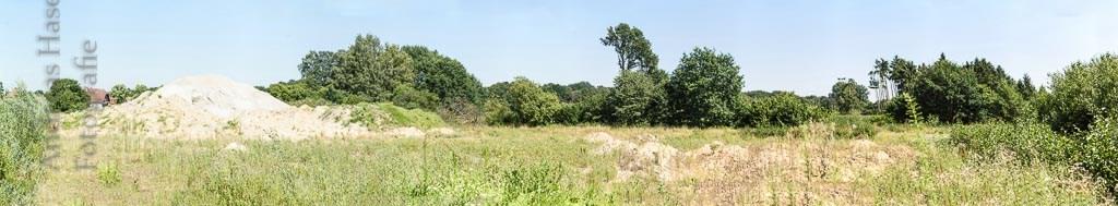 Blick vom ehemaligen Lancier-Gelände in Richtung Tiergarten und Albersloh 1