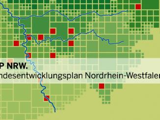 Cover Landesentwicklungsplan NRW